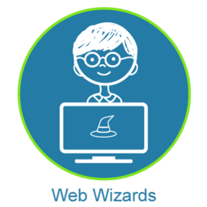 Web wizards logo